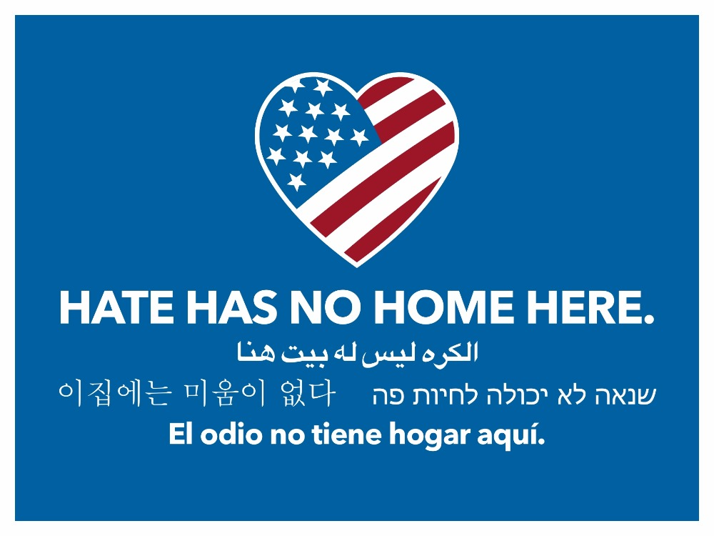 Hate Has No Home Here Distribution Site