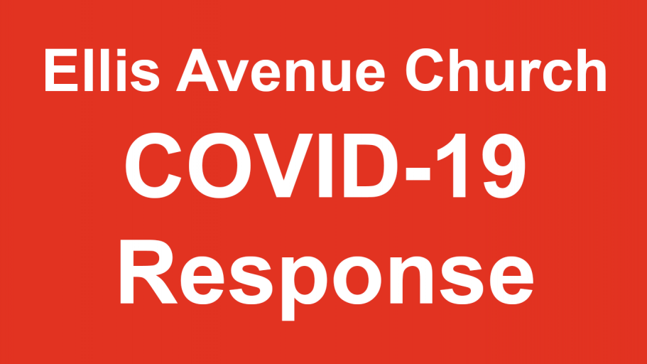 Ellis Avenue Church COVID-19 Response